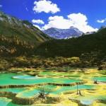 Долина Хуанлун