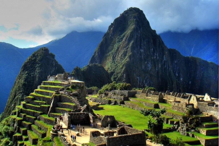 Мачу Пиккчу - таинственный город Инков