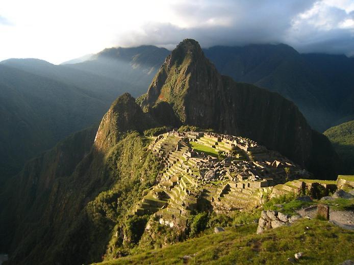 Мачу-Пикчу - таинственный город Инков