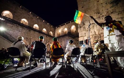 Фестиваль в Иерусалиме