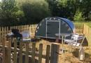 В Великобритании для ночлега туристов обустроили свинарник