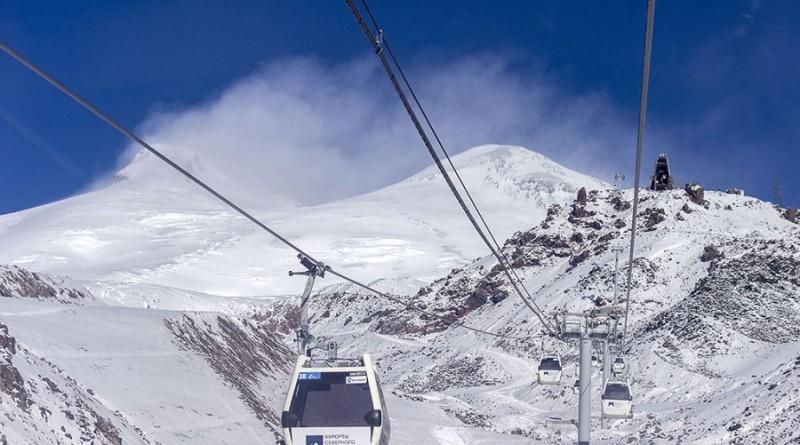 На Эльбрусе откроют самую высокогорную канатную дорогу