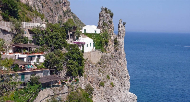 Фуроре — несуществующая деревня в Италии